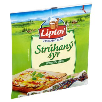 Liptov Grated Cheese 120 g