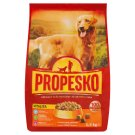 Propesko Complete Food for Adult Dogs with Poultry, Beef and Vegetables 0.5 kg
