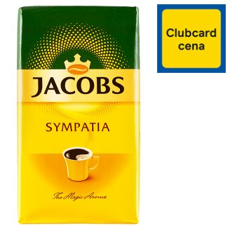 Jacobs Sympatie Káva pražená mletá 250 g