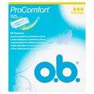O.B.® ProComfort Tampons Normal 56 pcs