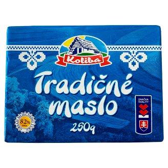 Koliba Tradičné maslo 250 g