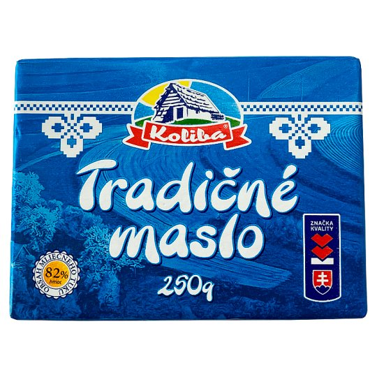 Koliba Traditional Butter 250 g