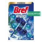 Bref Blue Aktiv Eucalyptus Tough Toilet Block 2 x 50 g