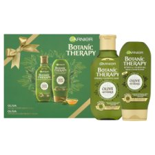 image 2 of Garnier Botanic Therapy Oliva Gift Set