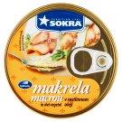 Sokra Mackerel in Vegetable Oil 160 g