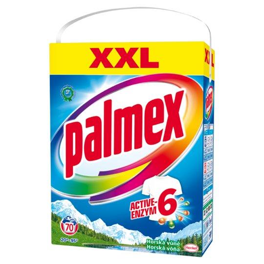 Palmex Active-Enzym 6 Horská vôňa prací prostriedok 70 praní 4,9 kg