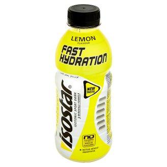 Isostar Izotonický iontový nápoj s vápnikom a horčíkom s citrónovou príchuťou 500 ml