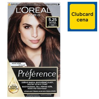 L'Oréal Paris Récital Préférence Antigua mahagónovo-čokoládová 5.25/M2