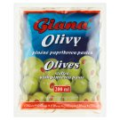 Giana Spanish Olives Stuffed Green Pepper Paste in Salt Brine 195 g