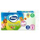 Zewa Kids Toilet Paper 3-Ply 8 pcs