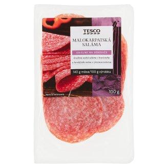 Tesco Malokarpatska Salami 75 g