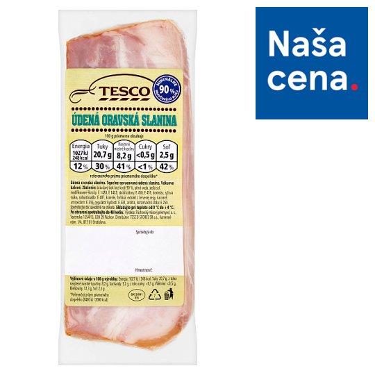 Tesco Údená oravská slanina 200 g