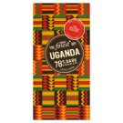 Tesco Finest Uganda 78% Dark Chocolate 100 g