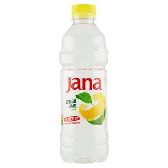Jana Nízkoenergetický nesýtený nápoj s arómou citrón limetka 0,5 l