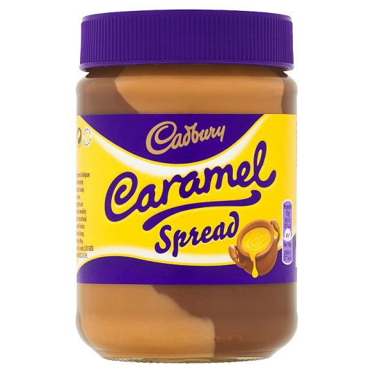 Cadbury Caramel nátierka s príchuťou karamelu 400 g