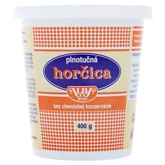 Alba Plus Horčica plnotučná 400 g