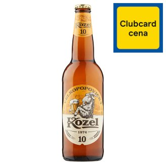 Velkopopovický Kozel 10% Light Beer 500 ml