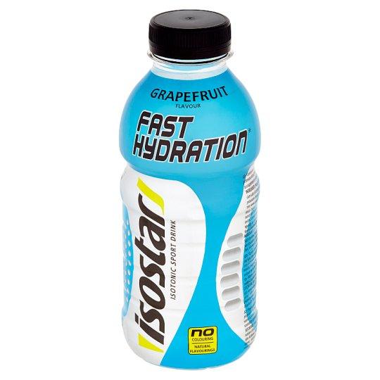 Isostar Izotonický iontový nápoj s grapefruitovou príchuťou 500 ml