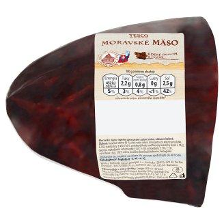 Tesco Moravské mäso