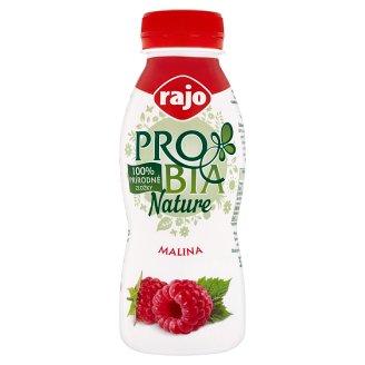 Rajo Probia Nature Raspberry Yoghurt Drink 330 g