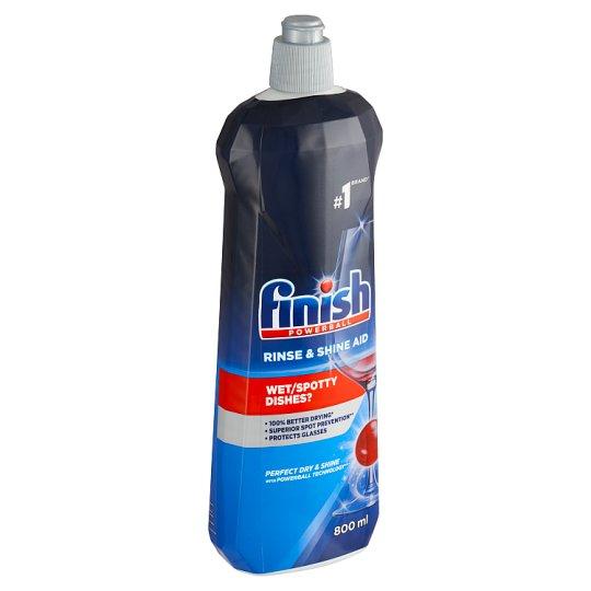Finish Shine & Protect leštidlo 800 ml