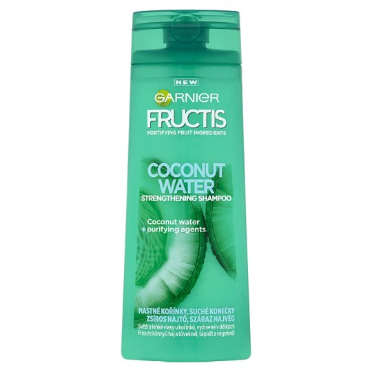 Garnier Fructis Coconut Water šampón 250 ml