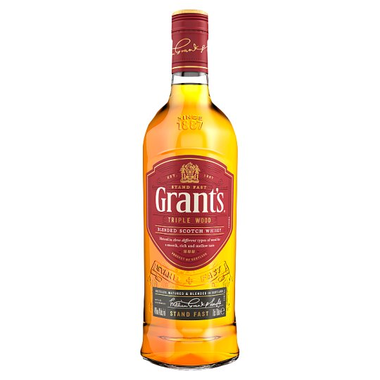 Grant's Triple Wood 700 ml