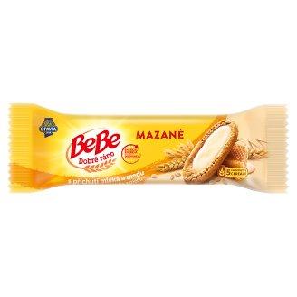 Opavia BeBe Dobré ráno mazané s mliekom s príchuťou medu cereálne sušienky 50 g