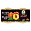 Kaiser Franz Josef Exclusive Peaches Dices in Syrup 2 x 120 g
