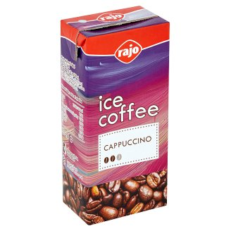 Rajo Ice Coffee Cappuccino 330 ml