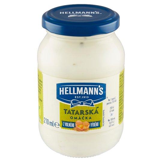 Hellmann's Tartar Sauce 210 ml