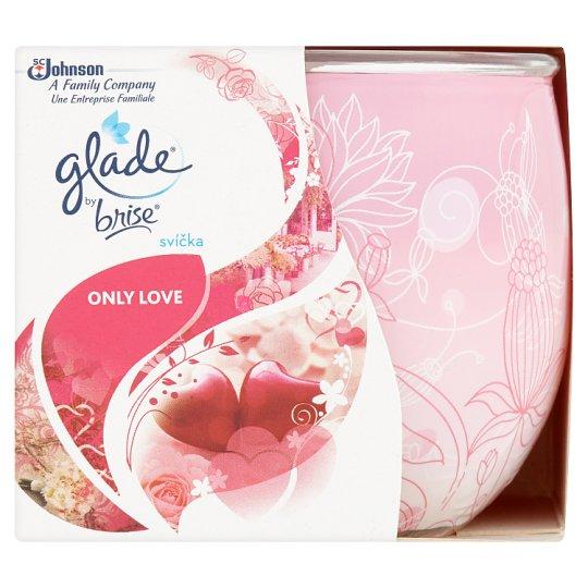 Glade by Brise Only Love sviečka 120 g