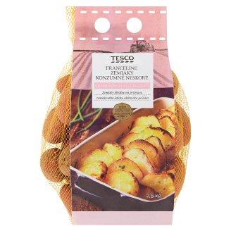 Tesco Franceline Potatoes Consumed Late 2.5 kg