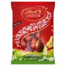 Lindt Lindor Mini Eggs Milk Chocolate Candies with Fine Creamy Filling 100 g