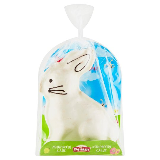 Penam Easter Bunny with Frosting Bright 200 g