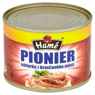 Hamé Pionier Pork Spread 190 g