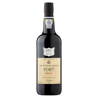 Tesco Finest Late Bottled Vintage Port červené víno 0,75 l