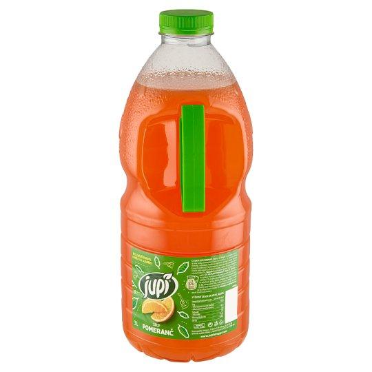 Jupí Sirup pomaranč 3 l