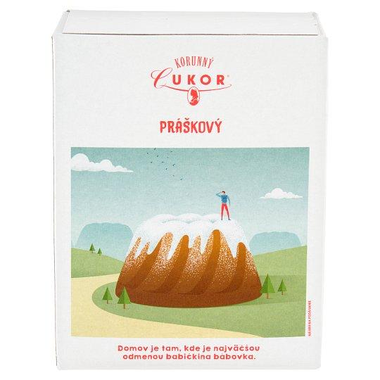 Korunný Cukor Powdered Sugar 1 kg