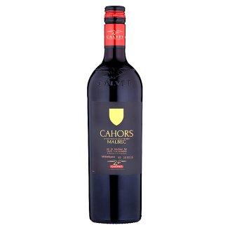 Calvet Cahors Malbec suché červené víno 750 ml