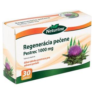 Naturline Regenerácia pečene pestrec výživový doplnok 1000 mg 30 tabliet