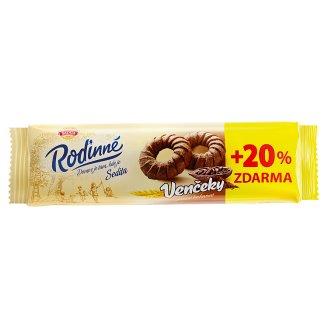 Sedita Rodinné Venčeky jemné kakaové 120 g