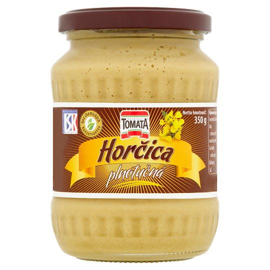 Tomata Original Whole Mustard 350 g
