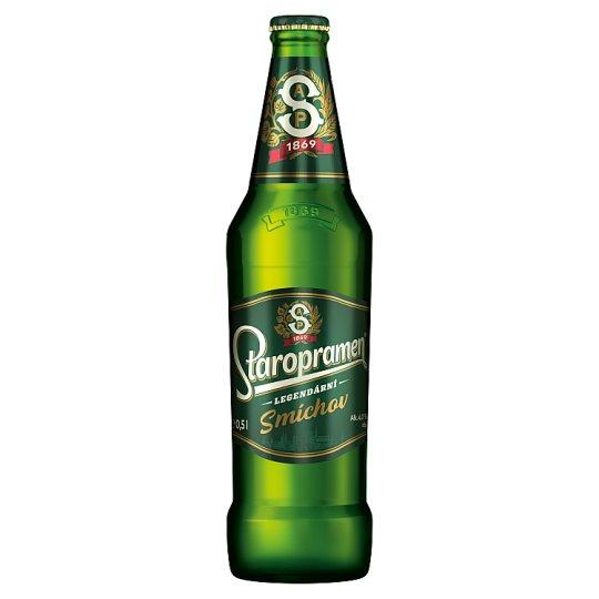 Staropramen Smíchov Light Lager Beer 0.5 L