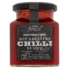 Tesco Finest Hot Habanero Chilli Relish 320 g