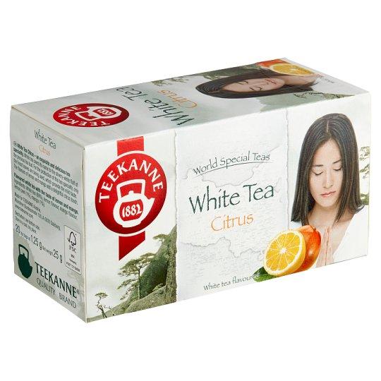 TEEKANNE White Tea Citrus, World Special Teas, 20 vrecúšok, 25 g