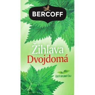 Bercoff Klember Herbal Žihľava dvojdomá čistý bylinný čaj 20 x 1,5 g