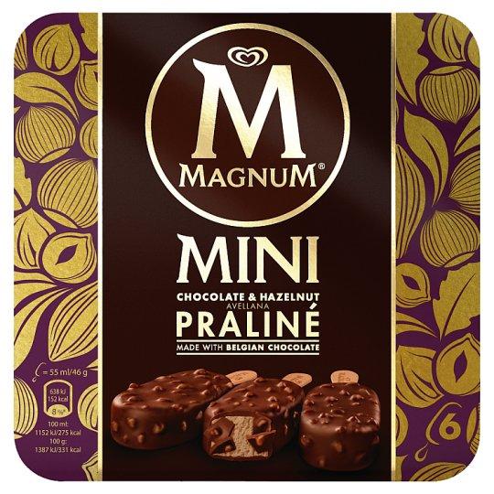 Magnum Mini Praliné 6 x 330 ml