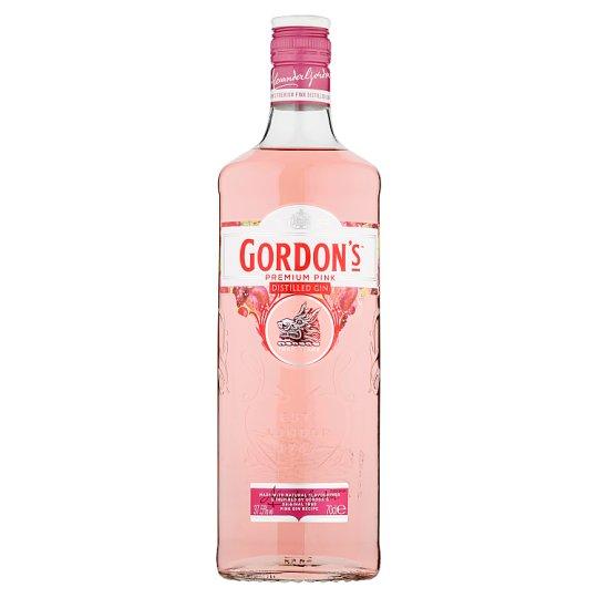 Gordon's Premium Pink destilovaný gin 37,5 % 0,70 l