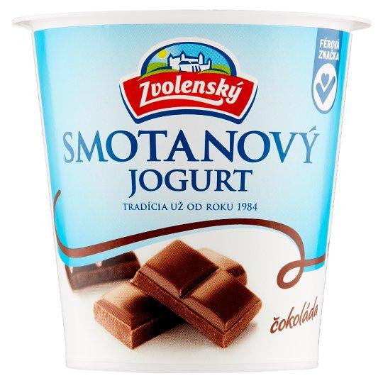Zvolenský Creamy Yoghurt Chocolate 145 g